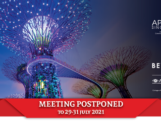 APACRS-SNEC Meeting Postponed