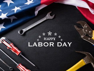 Happy Labor Day from Sonomed Escalon Team!