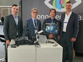 Thanks to all that visited our Sonomed Escalon exhibit at ESCRS 2021