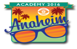 Visit Us in Anaheim at the Academy 2016 of the American Academy of Optometry