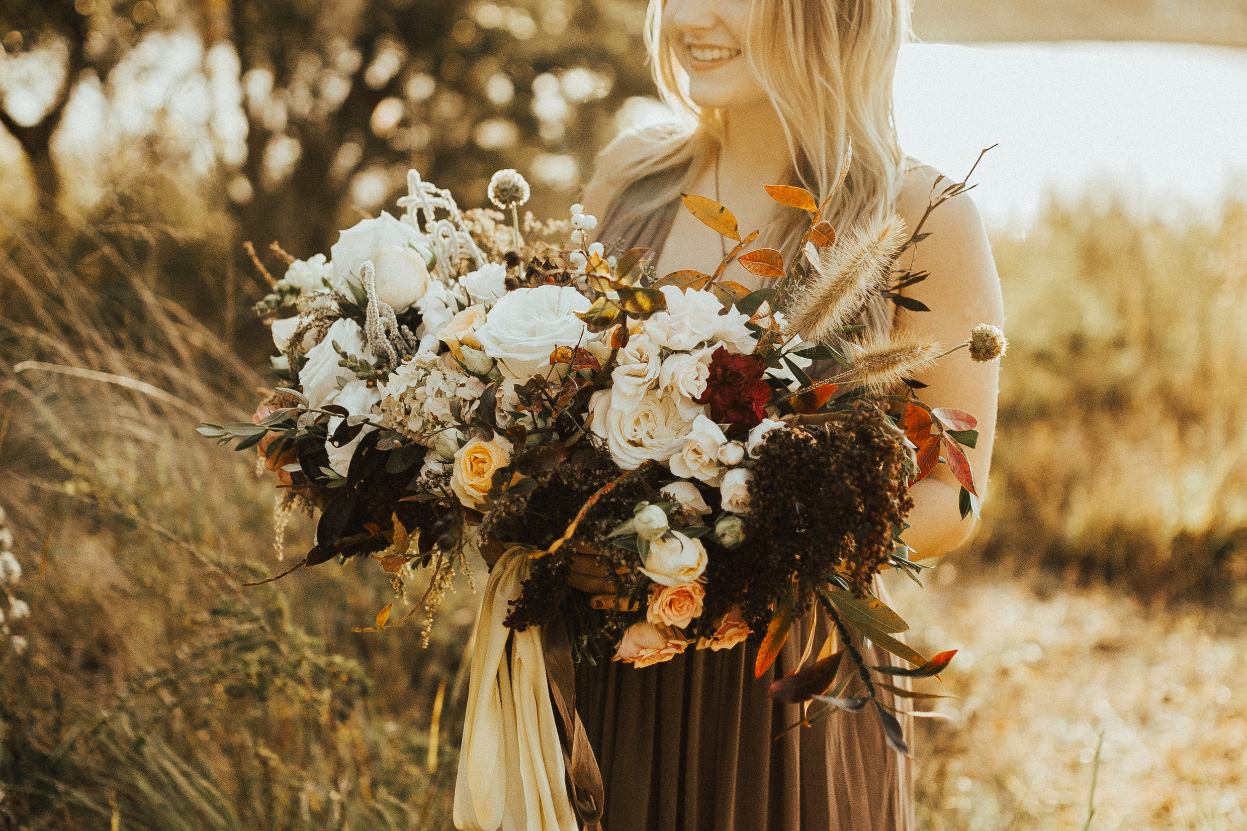 Romantic Boho Elopement