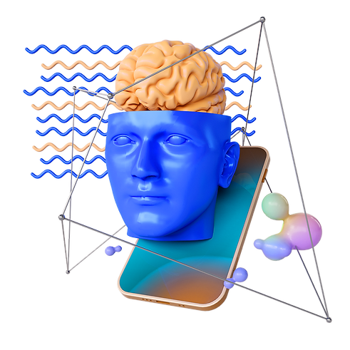 —Pngtree—abstract human head brain social_6526113.png