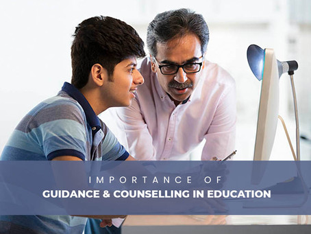 Importance of Guidance and Counselling in Education