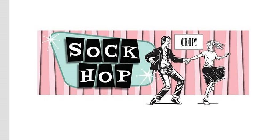 Sock Hop Crop