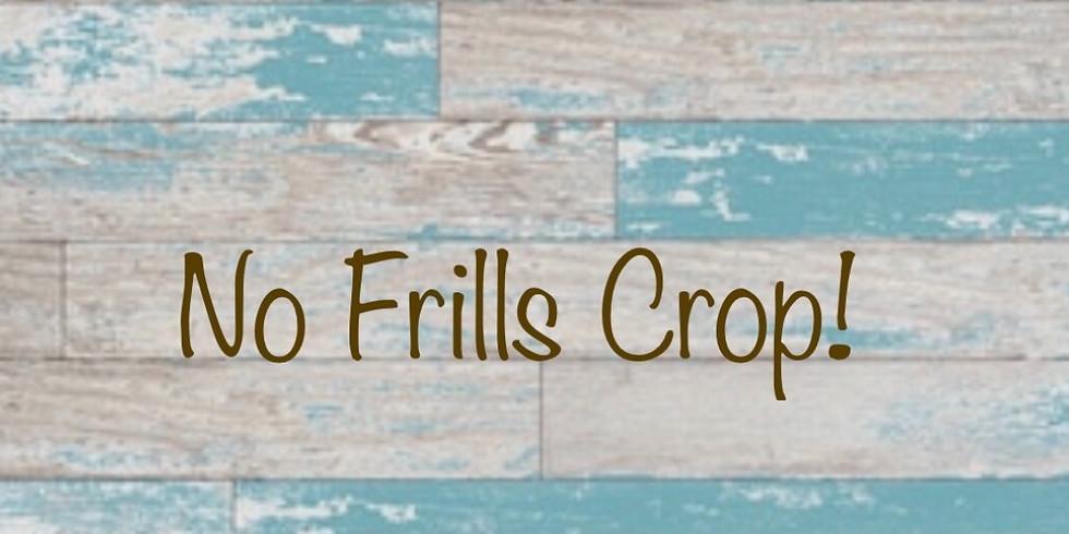 No Frills Crop