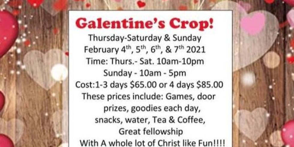Galentine's Crop!