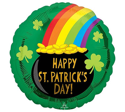 St.Patricks day pot of gold
