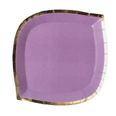 Posh Dinner Plates - Lilac You Lots