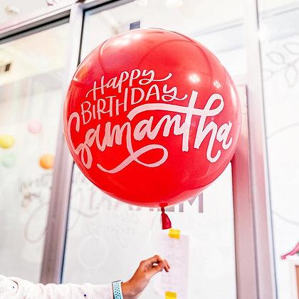 """36"""" Bubba Balloon (Helium)"""