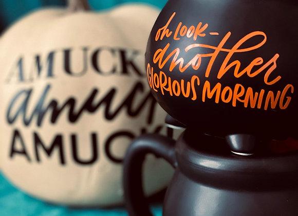 Morning Witch Mug