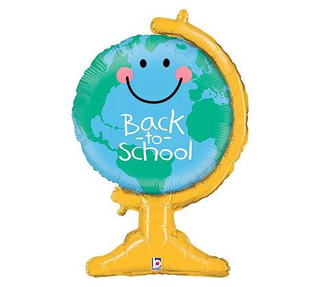 back to school foil
