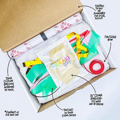 DIY Elf Bubble Kit