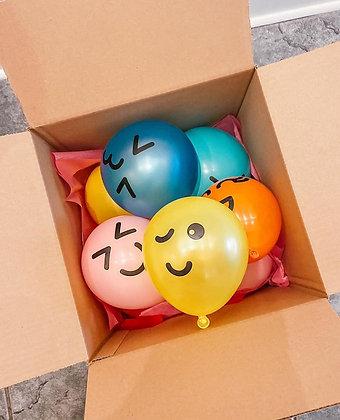 Friends Joy Box Inflated, Shipped (Optional)