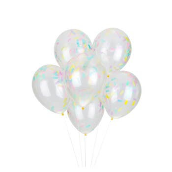 Cupcake Sprinkles Classic Balloons