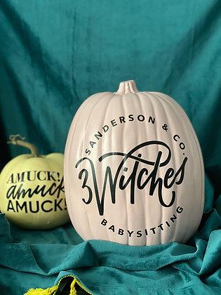 Sanderson & Co. Pumpkin