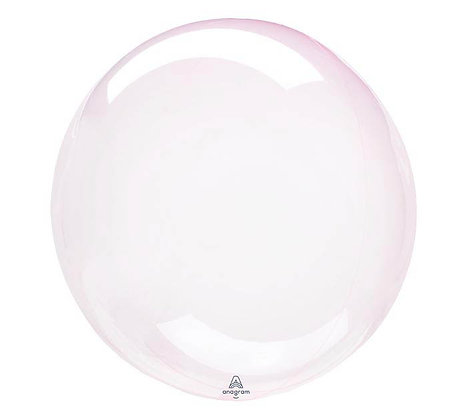 LIGHT PINK CRYSTAL CLEARZ