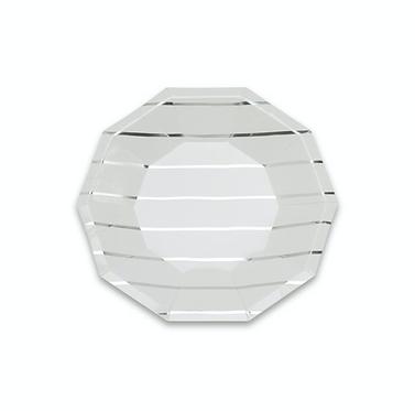 frenchie metallic plates