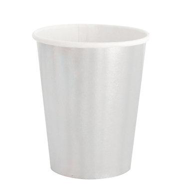 Silver 9 oz Cups
