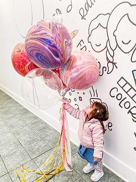 Orbz Pink Balloon Bundle