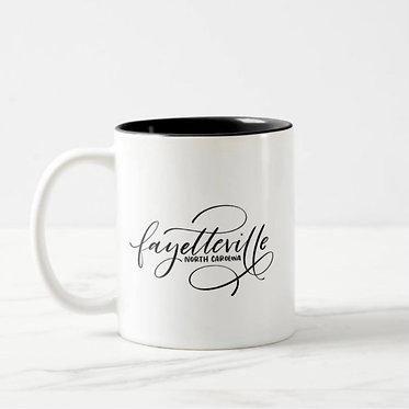 Fayetteville North Carolina Mug