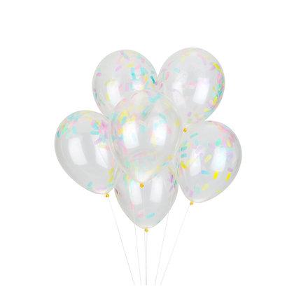 "11"" cupcake confetti sprinkles"