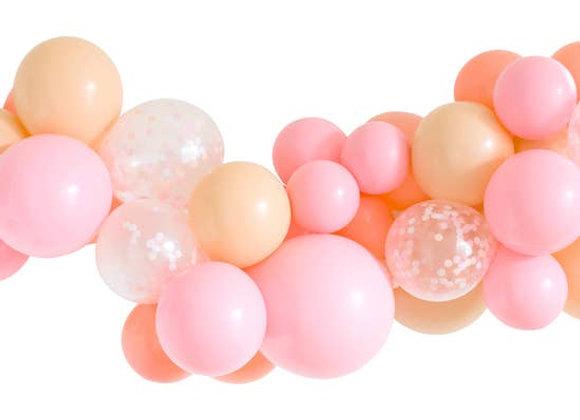 Candy Balloon Garland
