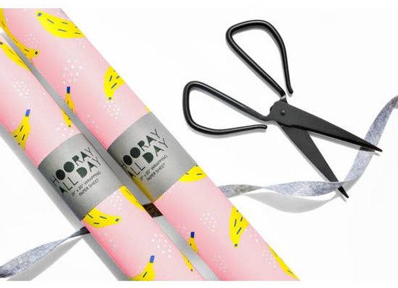 Bananas Wrapping Paper / Gift Wrap Sheet