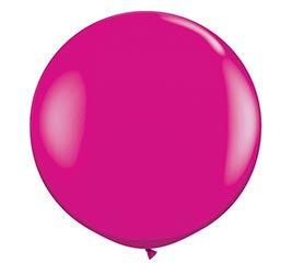 "berry bubba bubba 36"" helium"