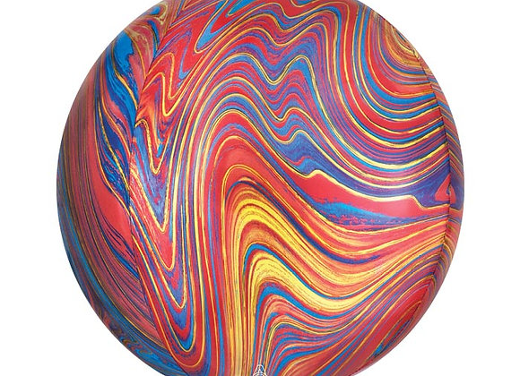 Colorful Marble Orbz