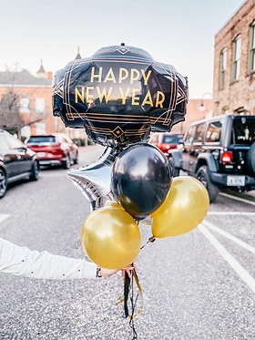 New Year's Helium Bundle