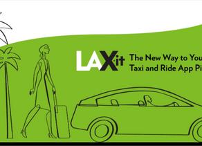 【LA出張者・旅行者必見】LAXでライドシェア(Uber & Lyft)を利用する方法