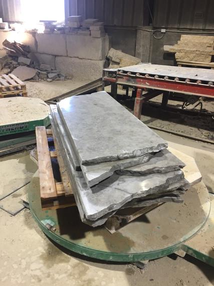 honed stormcloud flagstone