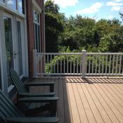 Trex decking / railing