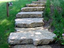 Galena Quarry Steps