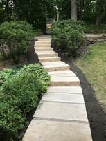 Galena Sawed Steps