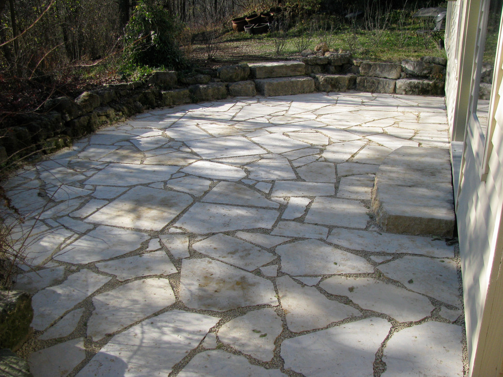 Galena sawed flagstone