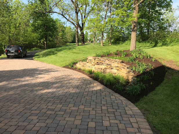 Brick pavers (driv)