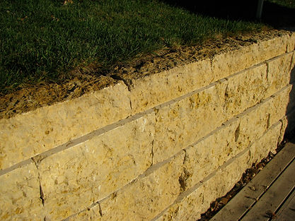Galena Split Stone Walls