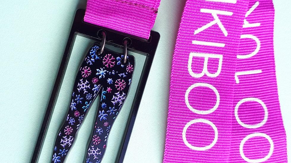 Tikiboo 10K: Snowflakes     -    Limited Edition