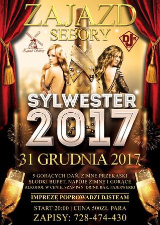 NIEZIEMSKI-SYLWESTER 2017-ZAJAZD SEBORY