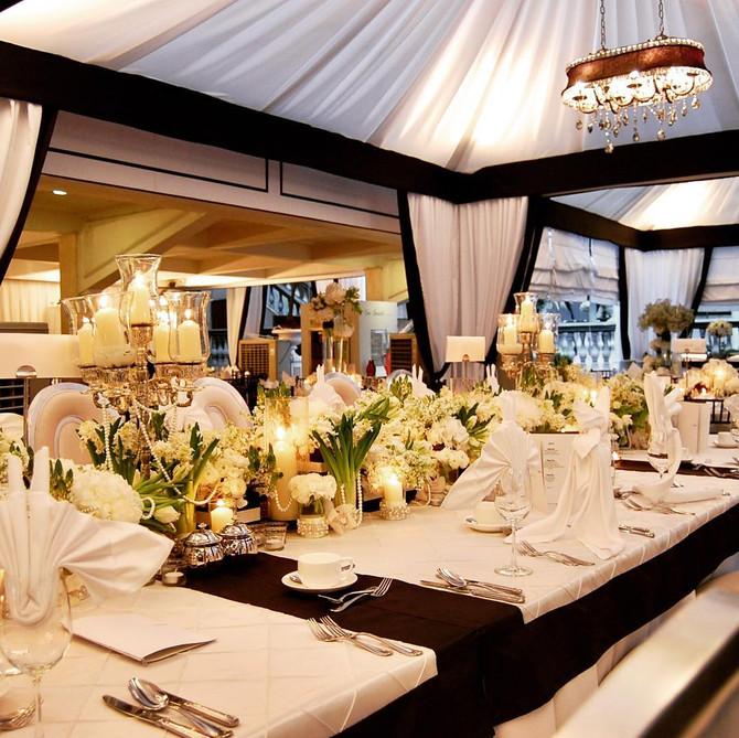 Top wedding decor trends with Razak Ahmad
