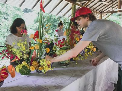 wedding decor workshop Kuala Lumpur