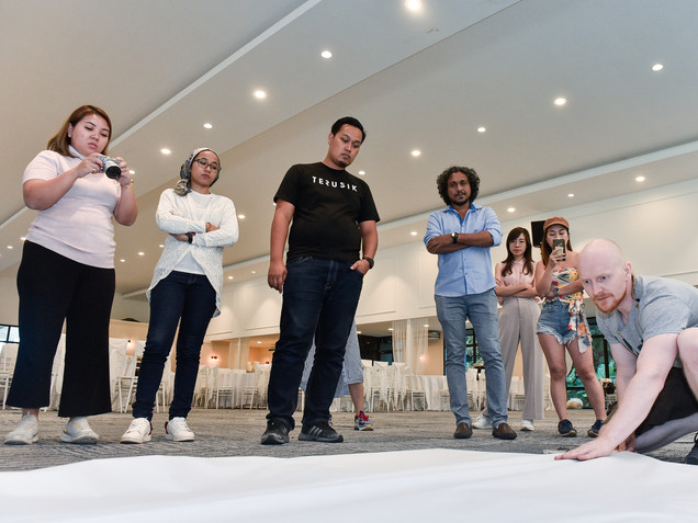 Wedding decor workshop in Kuala Lumpur