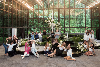 FlowerBazar & Moscow Flower School in Kuala Lumpur, Hosted by Midsummer Events