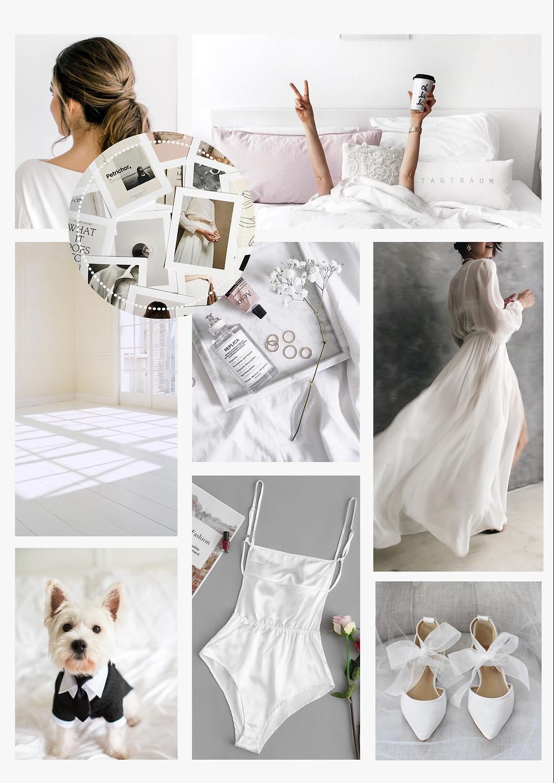 Casual bridal morning