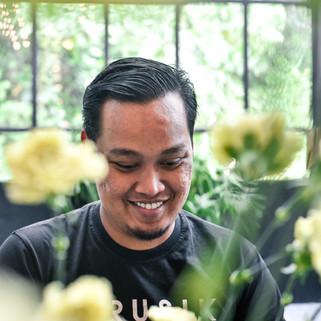 Flower workshop in Malaysia