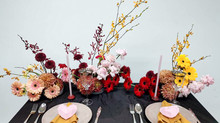 FLOWER STYLING WORKSHOP REVIEW & PROSPECTS