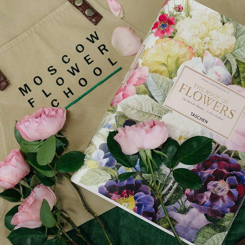 FREE PRESENTATION: A ONE-WEEK FLORAL STYLING TRAINING TRIP from Kuala Lumpur in MOSCOW!