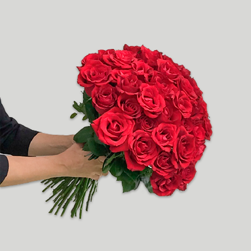 ROSE BOUQUET LARGE (49 ROSES)