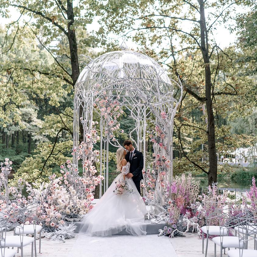WEDDING DÉCOR WORKSHOP in Malaysia by FlowerBazar & Moscow Flower School
